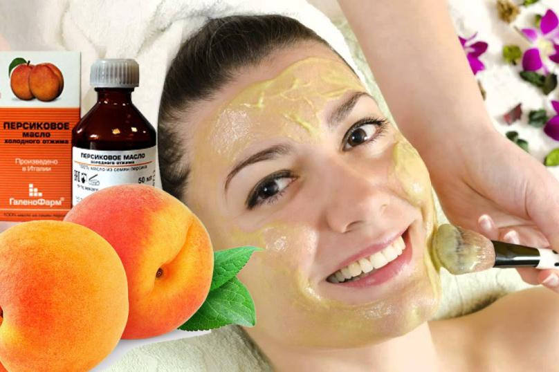 масло персика