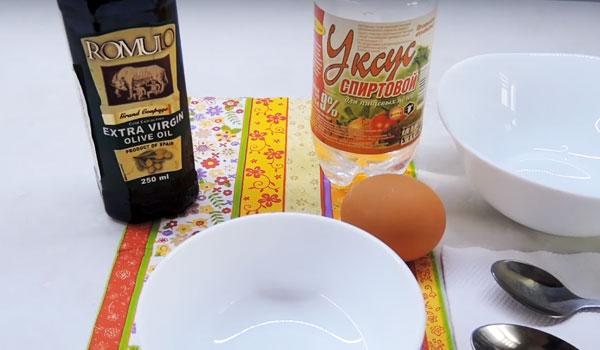 Рецепты антивозрастных масок с оливковым маслом