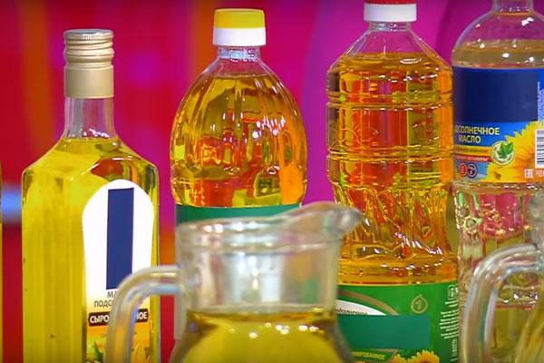Как использовать подсолнечное масло против перхоти