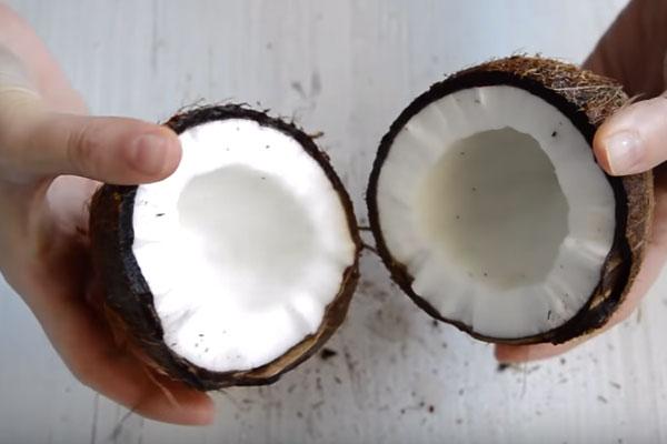Кокосовое масло от прыщей на коже лица