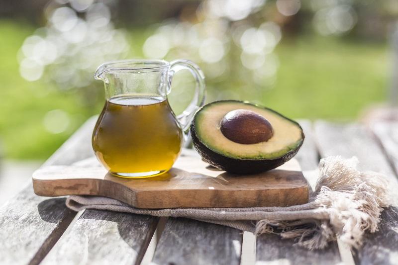 Использование масла авокадо