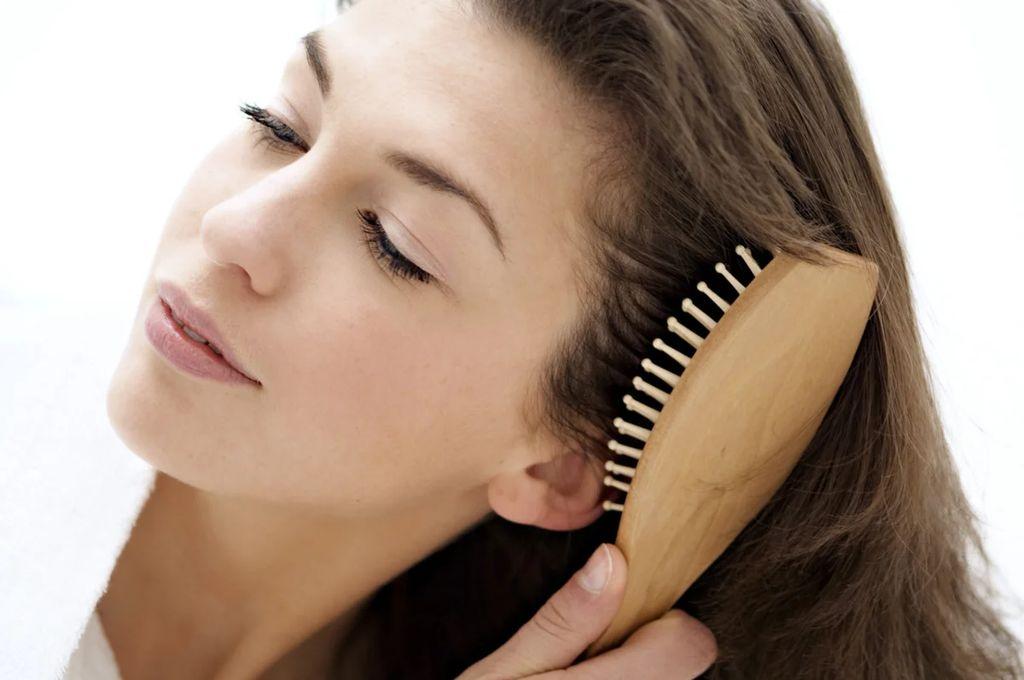 Правильный уход для роста волос